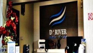 D river Guest house Bandung