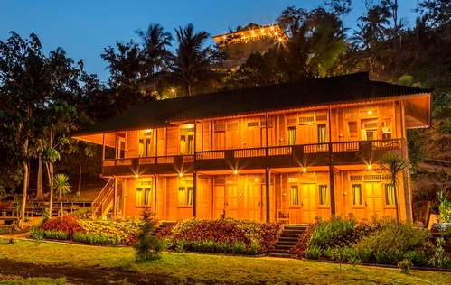 Botanica Nature Resort hotel di bitung
