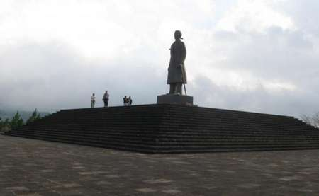 Monumen Jenderal Sudirman pacitan