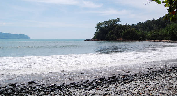 pantai batu teluk hijau banyuwangi