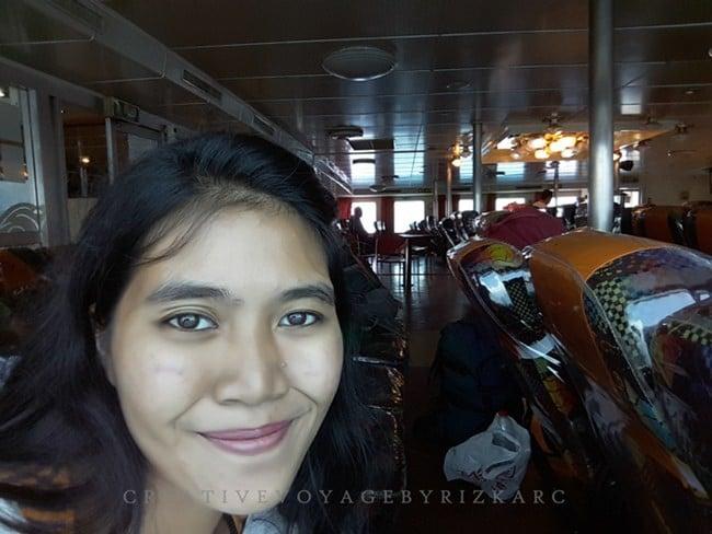 backpacker ke lombok pelabuhan padang bai