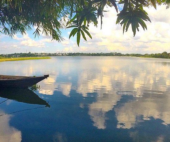 Danau Kalimati karawang