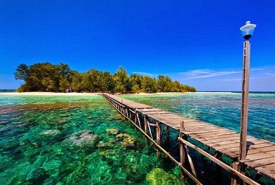 Taman Nasional Karimun Jawa - tempat wisata di jepara