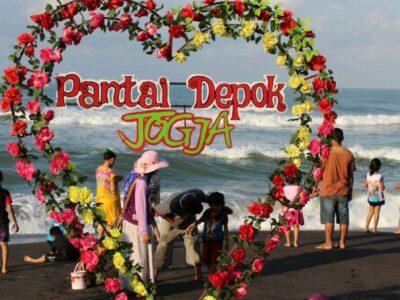 Jogja Escape; Pantai Depok Yang Menawan Dan Eksotis