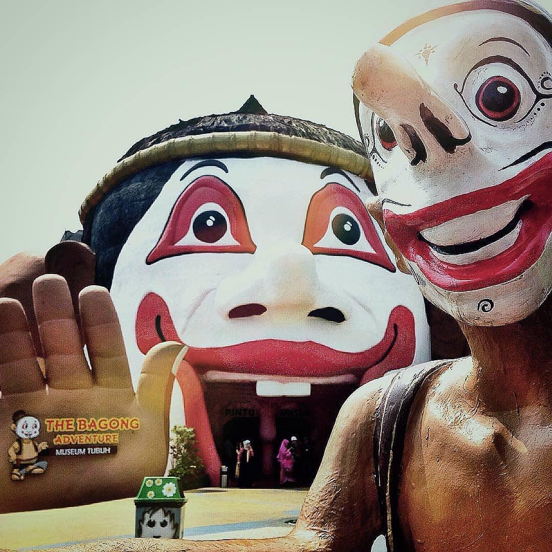 Jatim Park 1 Wahana Museum Bagong