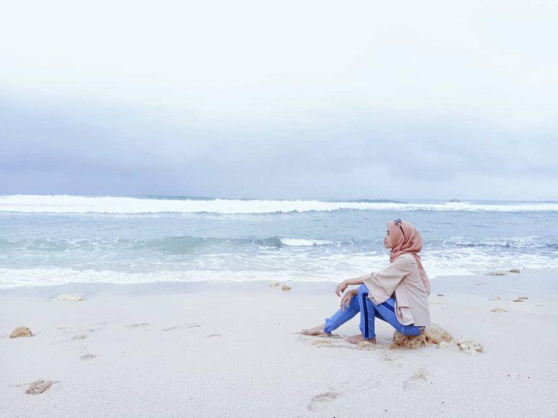 Pantai Nampu Wonogiri Spot Beach 1