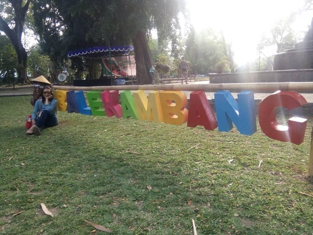 Taman Balekambang Solo Main