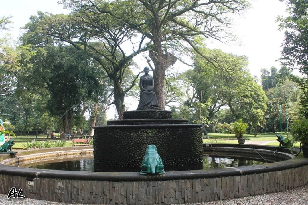 Taman Balekambang Solo Partini