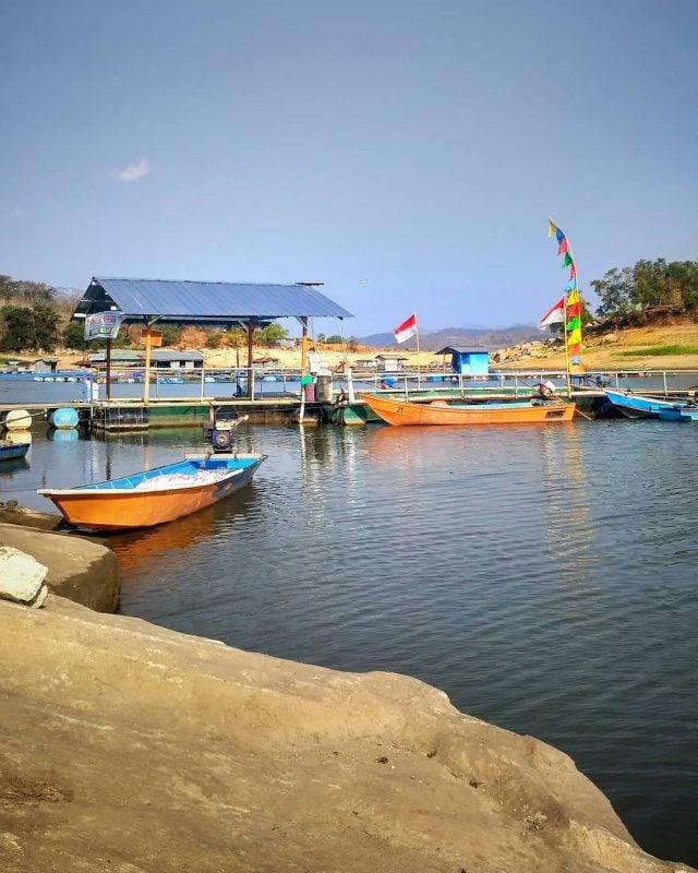 Gajah Mungkur Dock