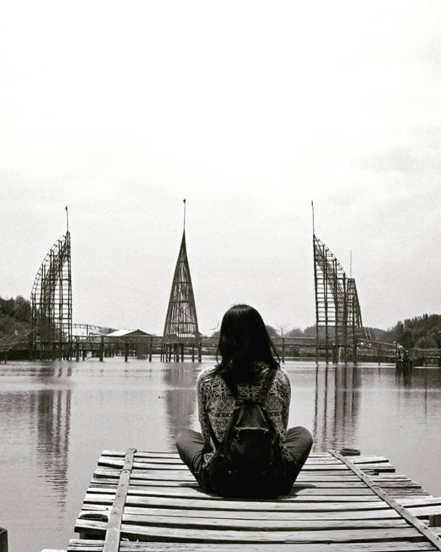Mangrove Kulon Progo Bridge