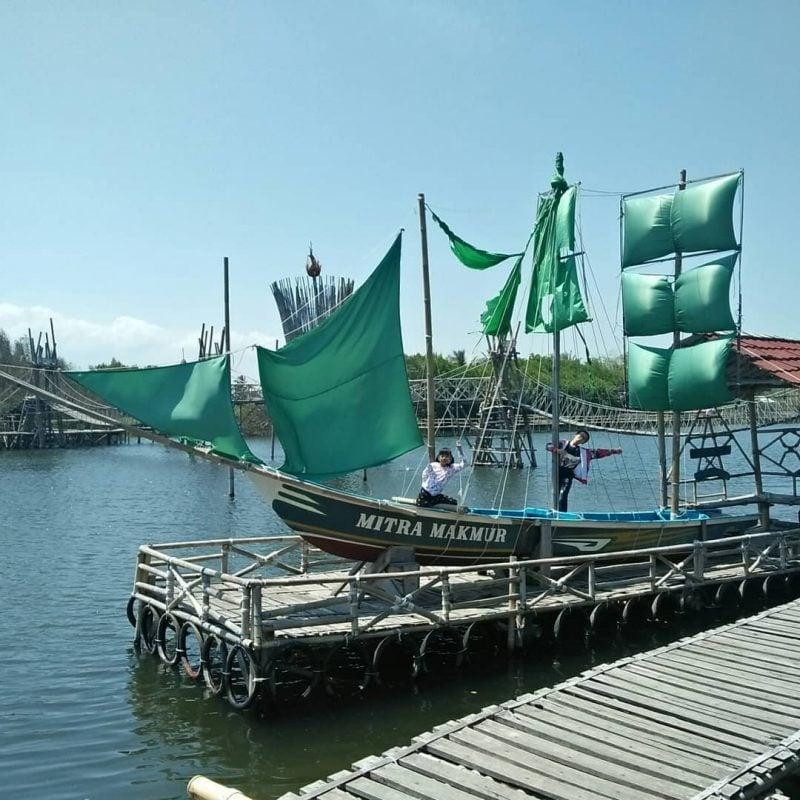 Mangrove Kulon Progo Ship