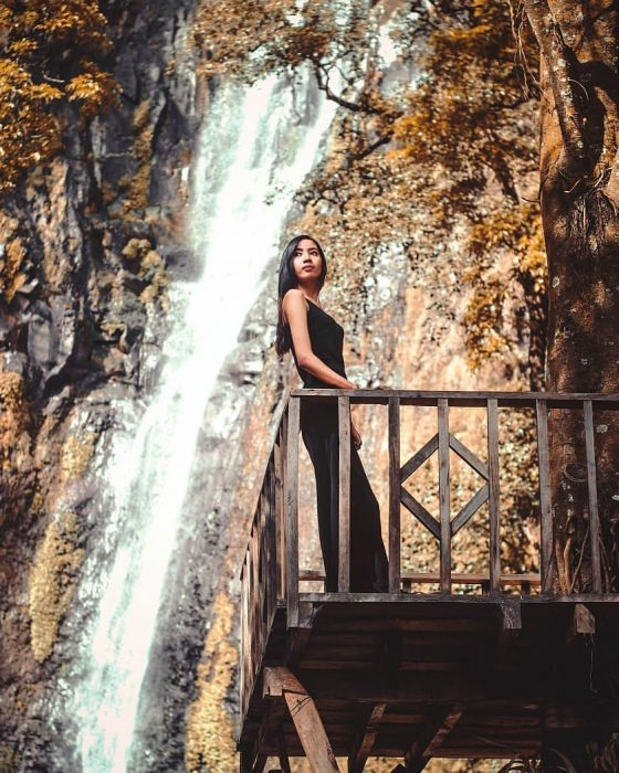 Air Terjun Sedudo Photo Stage