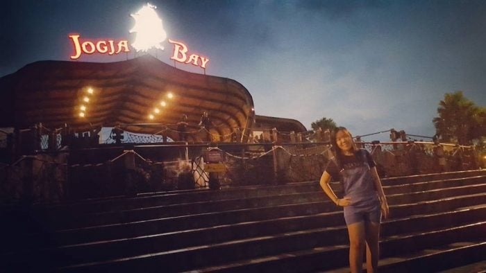 Jogja Bay Sky Night