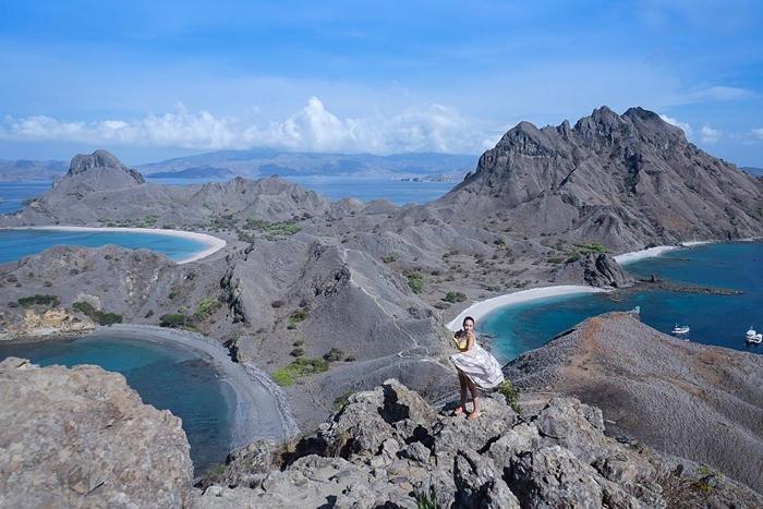 Labuan Bajo Pulau Padar 1