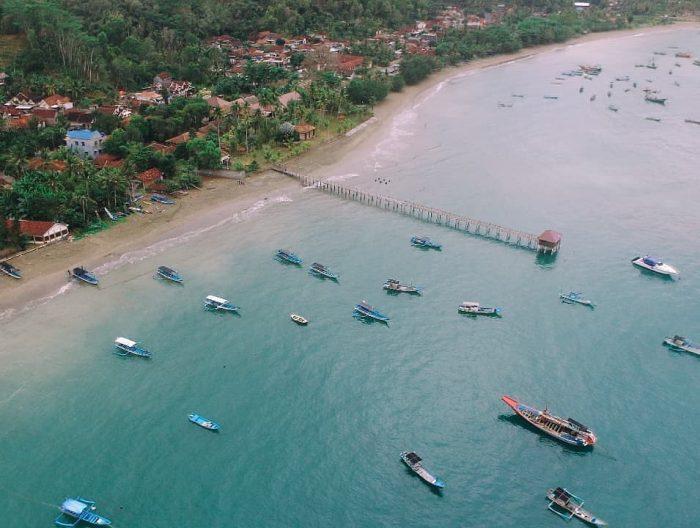 Pantai Prigi Sky View