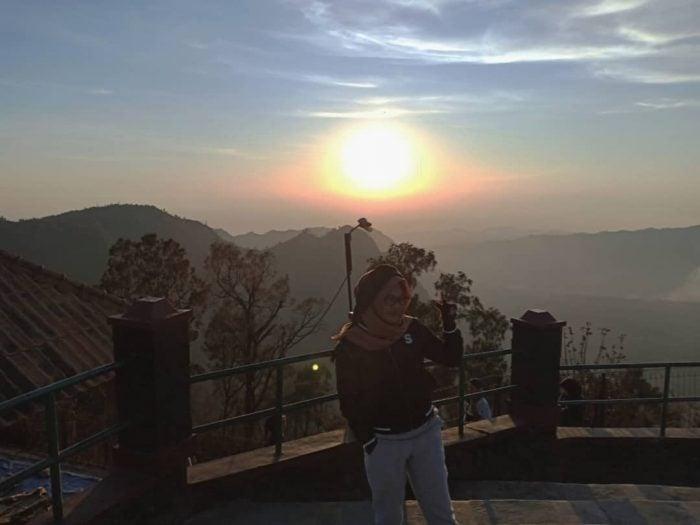 Sunrise Bromo View Point