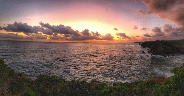 Pantai Krakal Sunset