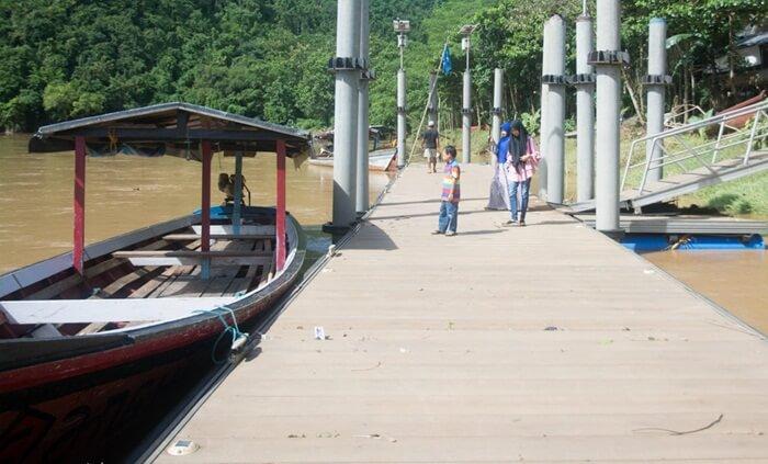 Pangkalan perahu