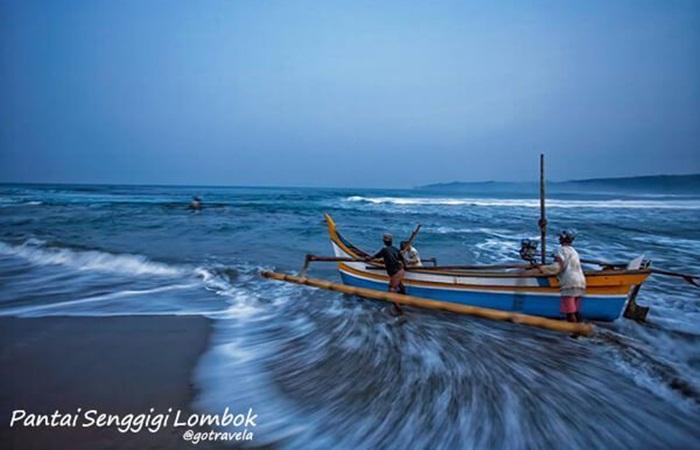 nelayan Senggigi