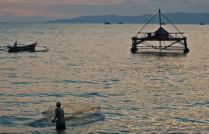Menjelang Senja di Pantai Pelabuhan Ratu