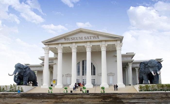 Gerbang Museum Satwa