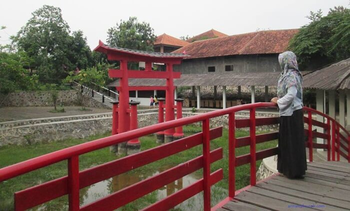 Japane village Kalipancur