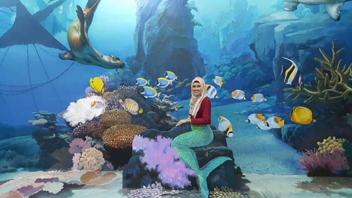 Mermaid Syariah