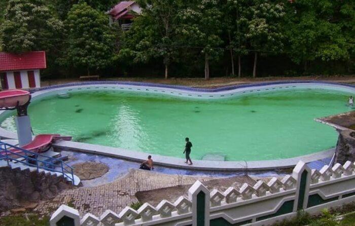 Pemandian air panas lejja, lokasi wisata yang mulai populer di sulawesi selatan