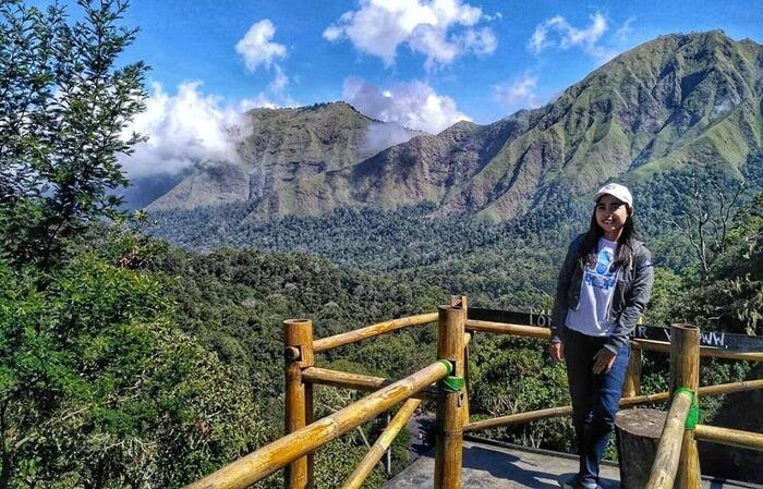 Taman Wisata Pusuk Sembalun, lokasi terbaik menikmati lombok dari dataran tinggi