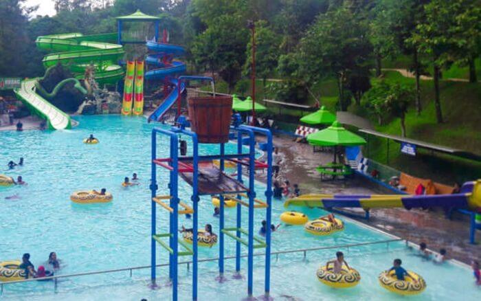 water park taman kyai langgeng magelang