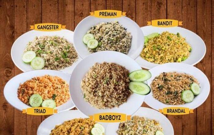 Nasi Goreng Mafia, kuliner bandung yang telah merambah nusantara