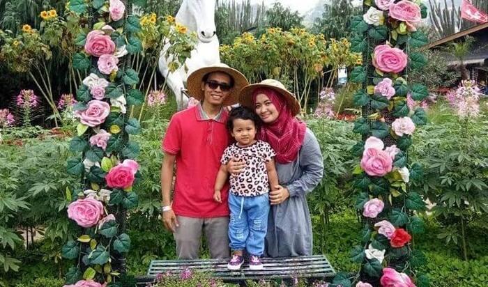 Taman begoia cocok untuk lokasi wisata keluarga yang dapat dinikmati olehs emua anggota keluarga dari semua usia