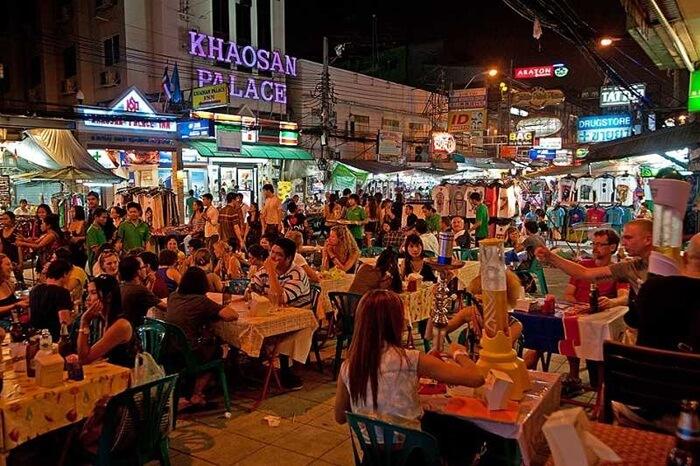 tempat wisata di thailand ini bertabur semua yang dicari oleh wisatawan, khususnya backpacker dan budget traveller.