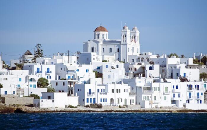 Crete Island atau Pulau Kreta, merupakan pulau terbesar di antara gugusan pulau tempat wisata di Yunani.