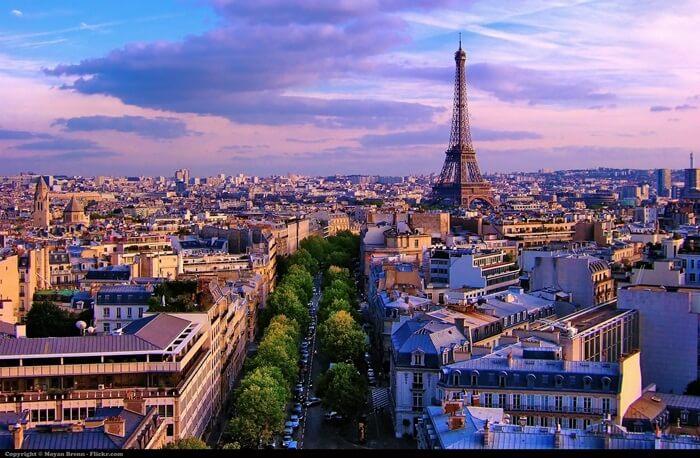 Liburan ke Tempat Wisata Di Perancis, seakan telah menjadi definisi bagi sebuah perjalanan romantis