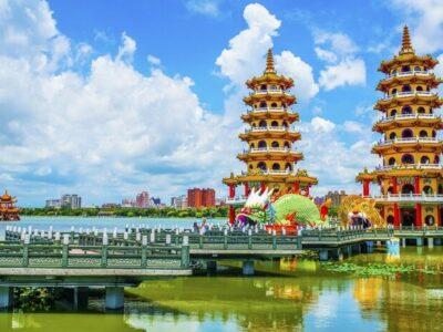 11 Tempat Wisata di Taiwan Paling Indah dan Memukau