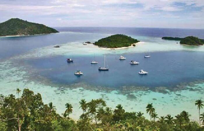 Pulau Rupat Bengkalis sejatinya merupakan sebuah pulau yang cukup besar dengan luasnya mencapai sekitar 1.500 KM persegi