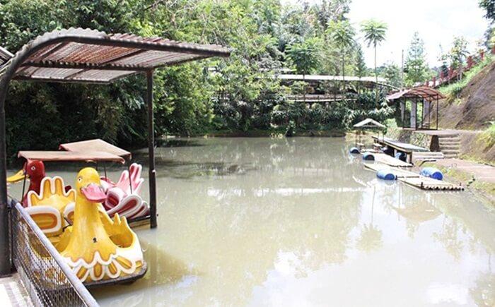 Telaga Speda Bebek palalangon park