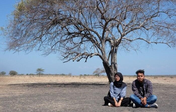 banyak yang menyebut tempat wisata Situbondo ini sebagai miniatur Afrika di Jawa Timur.