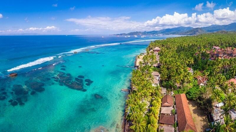 Candidasa Karangasem Bali