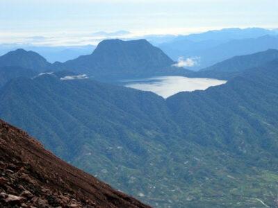 Danau Gunung Tujuh, Danau Elok Penuh Misteri Di Kerinci