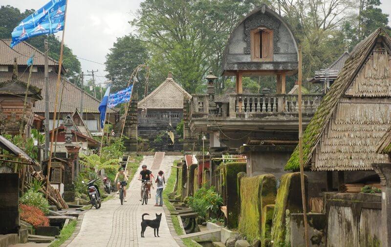 Desa Bayung Gede Bali