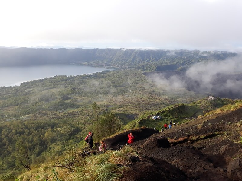 Pendakian Gunung Batur Kintamani