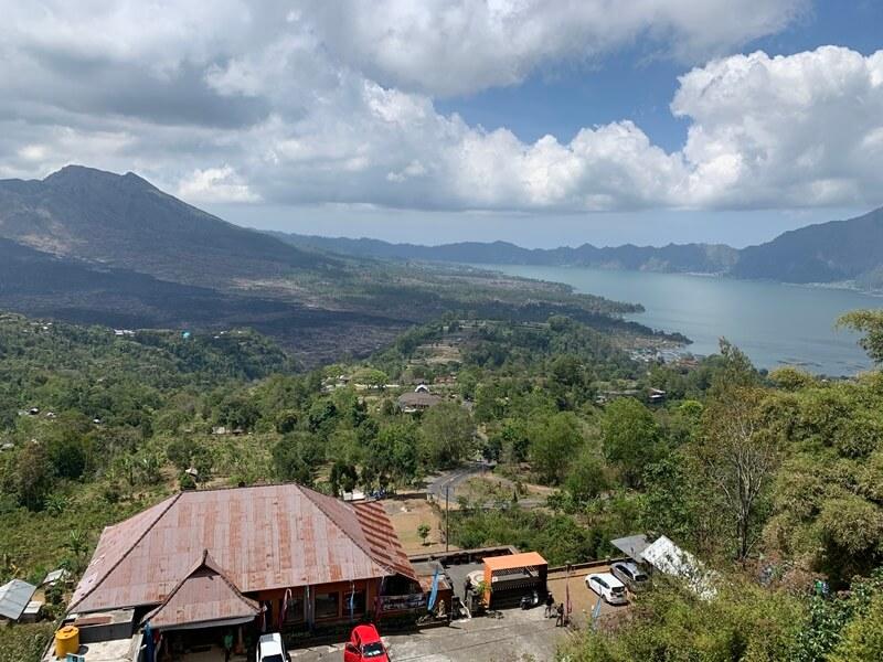 Penelokan Kintamani Bali