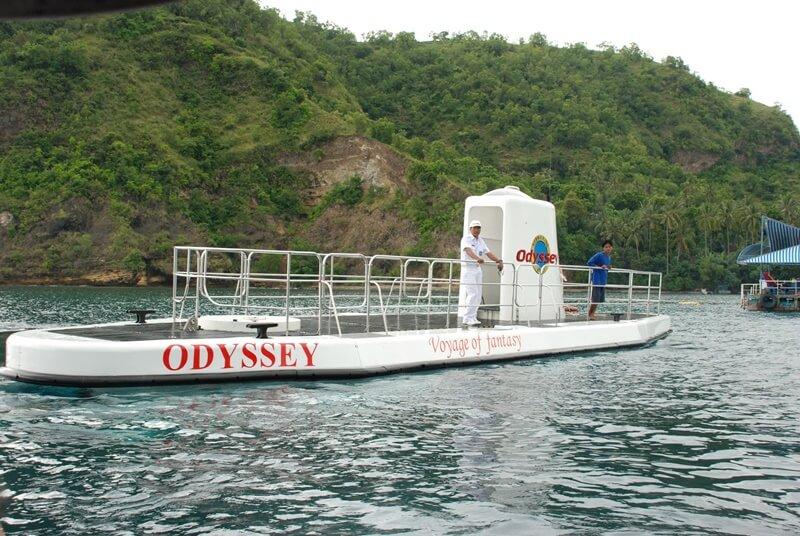 Wisata Menggunakan Kapal Selam Di Karangasem Bali