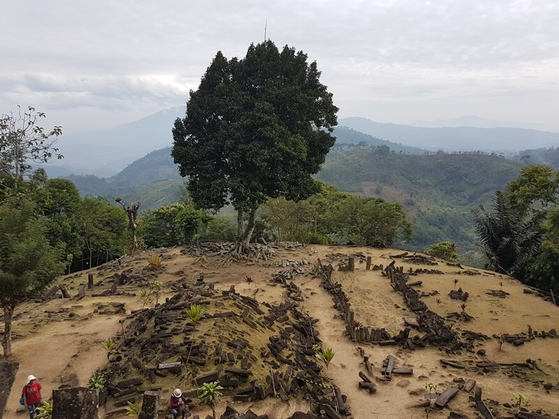 Gunung Padang Dan Berjuta Kekaguman