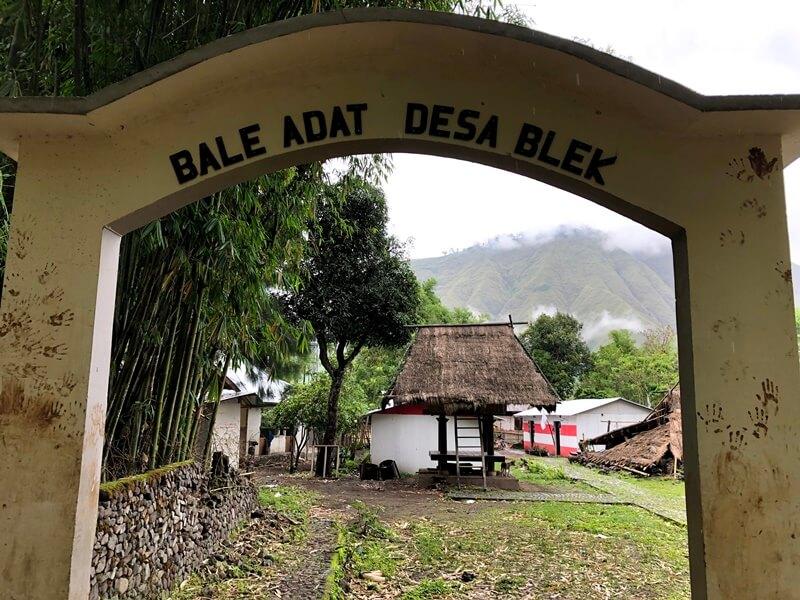 Sejarah Desa Beleq