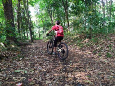 Hukoci, Bersantai, Berolahraga Dan Berkemah Di Tengah Hutan Kota Warga Cianjur