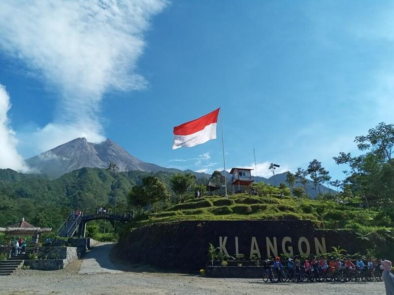 Bukit Klangon Jogja