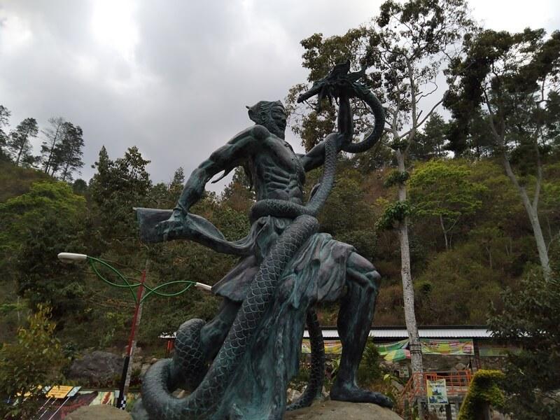 Watu Rumpuk Tapak Bimo Spirit Kebangkitan